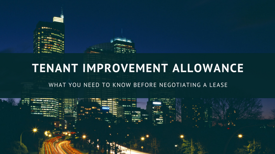 tenant improvement allowance