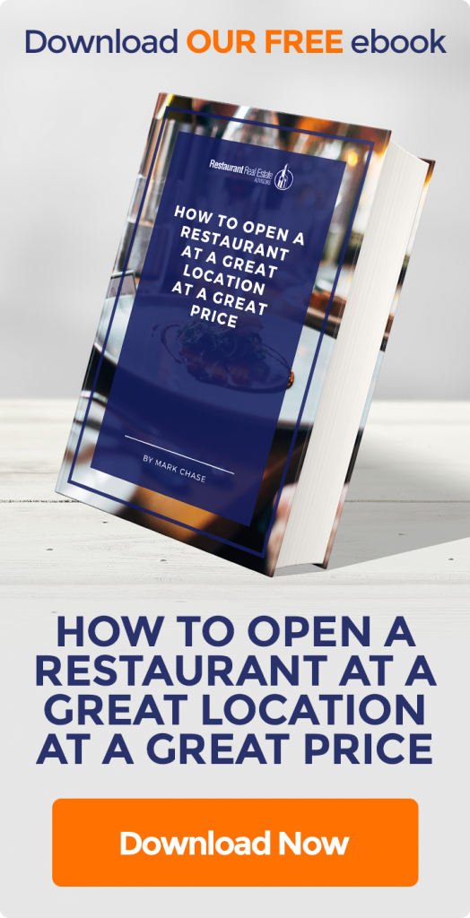 How to Open a Restaurant at a Great Location at a Great Price