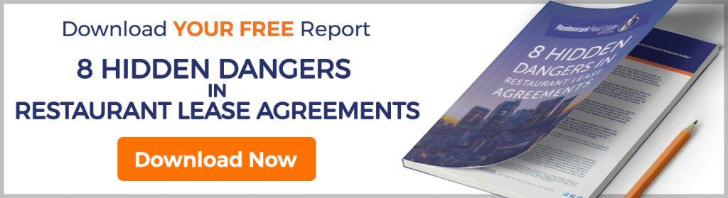 8 Hidden Dangers in Restaurant Lease Agreements